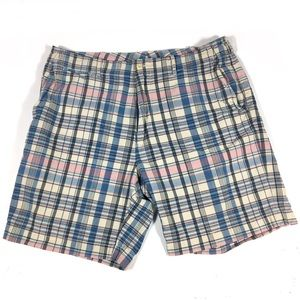 Polo Ralph Lauren Plaid Shorts Sz 38